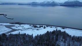 A montagem Alice Bowl de Alaska filme