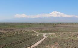 Montagem Ararat Imagens de Stock Royalty Free