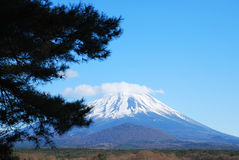 A montagem bonita Fuji Imagens de Stock Royalty Free