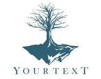 Montagem da árvore Imagens de Stock Royalty Free