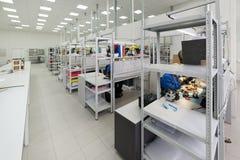 Montagem de superfície e pre-conjunto da oficina Indústria eletrônica imagem de stock