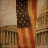 Montagem do Washington DC Imagens de Stock Royalty Free
