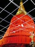 Montagem dourada em Banguecoque Imagens de Stock Royalty Free