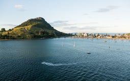 A montagem em Tauranga em NZ Imagens de Stock Royalty Free