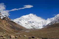 Montagem Everest fotos de stock royalty free