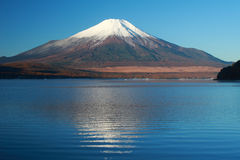 Montagem Fuji fotos de stock royalty free