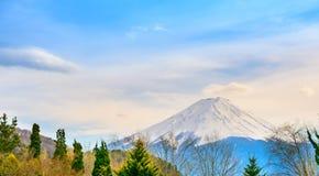 Montagem Fuji Imagem de Stock