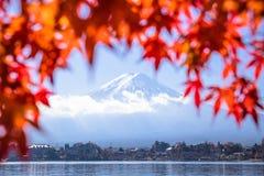 Montagem Fuji imagens de stock