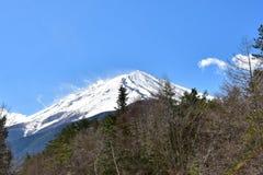 Montagem Fuji, Jap?o foto de stock royalty free