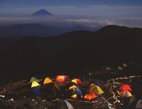 Montagem Fuji XXVII Fotos de Stock