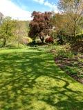 Montagem Grace Priory, casa e jardins foto de stock royalty free
