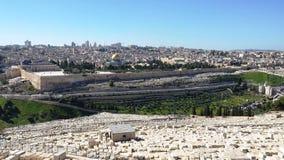 Montagem Jerusalem do templo Fotos de Stock Royalty Free