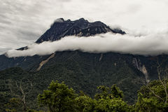 Montagem Kinabalu Imagem de Stock Royalty Free