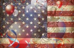 Montagem mega 2 dos EUA Imagem de Stock