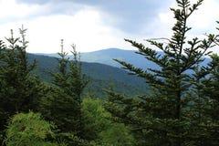 Montagem Mitchell State Park View Fotografia de Stock