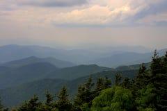 Montagem Mitchell State Park View Foto de Stock Royalty Free