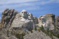 Montagem Rushmore Imagem de Stock