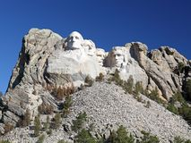 Montagem Rushmore Fotos de Stock