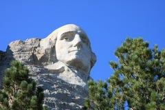 Montagem Rushmore Fotografia de Stock