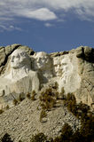 Montagem Rushmore Monumet nacional, o Black Hills, South Dakota. Fotos de Stock