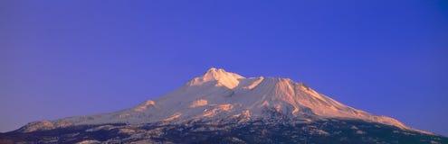 Montagem Shasta Foto de Stock Royalty Free