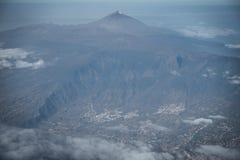 Montagem Teide em Tenerife Imagem de Stock Royalty Free