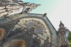 Montagem Vernon Church, Baltimore fotografia de stock