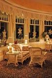 A montagem Washington Hotel, Bretton Woods, EUA Imagem de Stock Royalty Free