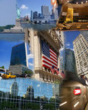 Montagem - Yor novo Fotografia de Stock