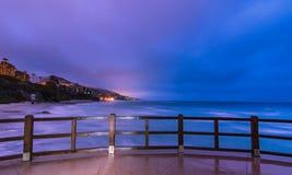 Montagesemesterort, Laguna Beach Royaltyfri Bild