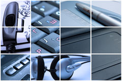 montageteknologi Royaltyfria Foton