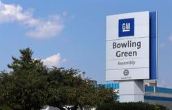 Montagewerk GR. Bowling Green Lizenzfreies Stockfoto