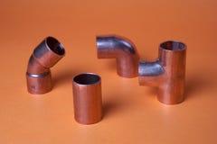 Montaggi del metallo Fotografia Stock