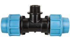 Montaggi dell'impianto idraulico fotografia stock libera da diritti