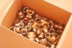 Montaggi dell'impianto idraulico immagini stock libere da diritti