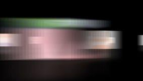 Montaggio che illustra gli stili di vita sani video d archivio