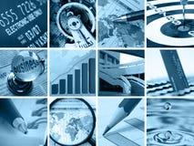 Montaggio di affari Immagine Stock Libera da Diritti