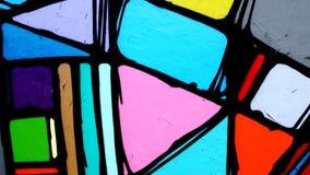 Montaggio di arte dei graffiti archivi video