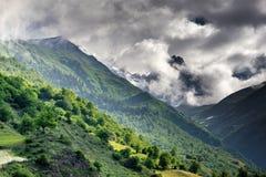 Montagna Fotografia Stock