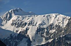 Montagna 4506m, Altai, Russia di Belukha Fotografia Stock