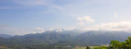 Montagna alta Immagine Stock