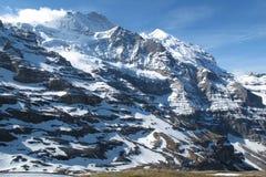 Montagna alta Fotografie Stock