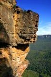 Montagna blu, NSW, Australia Immagini Stock