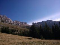 Montagna Carpati Fotografia Stock