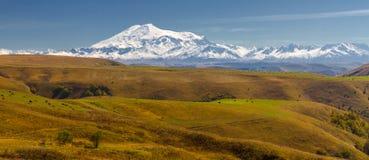 Montagna Caucaso di Elbrus Immagine Stock Libera da Diritti