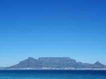 Montagna Città del Capo della Tabella Immagine Stock