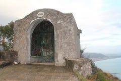 Montagna degli altari Fotografia Stock