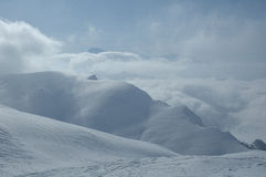 Montagna dei Fiori Royaltyfria Foton