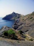 Montagna del delfino Fotografia Stock