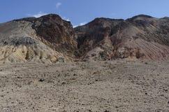 Montagna del deserto nel sud-ovest americano Fotografie Stock Libere da Diritti